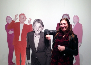 Hello my name is Paul Smith @ the Design Museum
